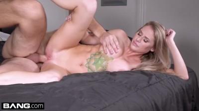 Blonde MILF porn3g Fucked POV Style