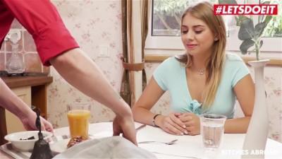 Kinky Teen FirstAnalVideos Breakfast
