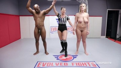 Mixed Nude Wrestling porno101