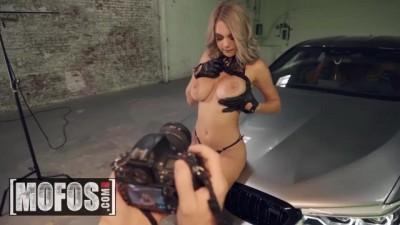 Big Tit Amateur Blonde stepmom and son porn