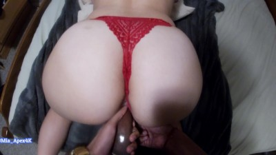 My StepBrother Takes Off Condom and Fucks me Hard