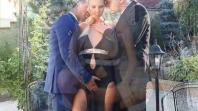 Blonde Takes Cock In Ass And Pussy - Vidz78