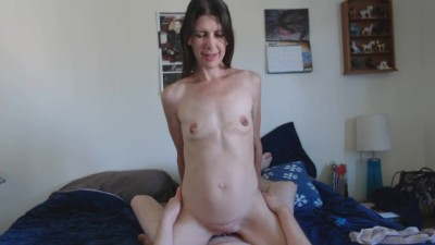 Hot Wife Cowgirl Fuck