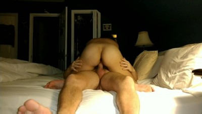 Cock teasing cowgirl, missionary sex, ends in facial