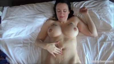 Big Tits Is Fucked And Creamed In POV