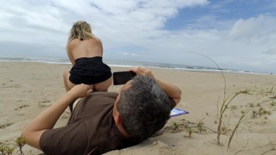 Public Sex Risky on the Beach