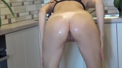 Amateur multiple anal orgasm