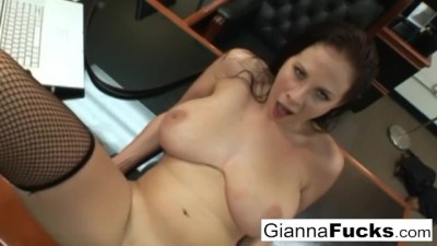 busty brunette Gianna Michaels Pov İnterracial Fuck