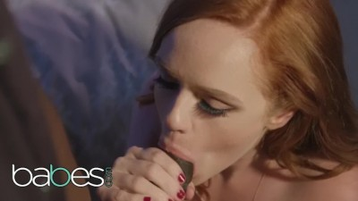 Thicc Ginger Ella Hughes fucks bbc in front of cuck husband