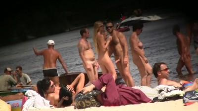 Hard Cock on the Beach Kiev