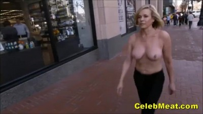 Cheeky Chelsea Handler Showing her Tits