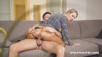 Blonde Babe Florane Russell Fucks Stepdaughter's Bf