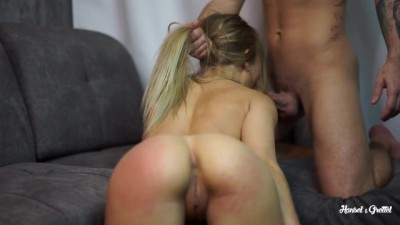 Teen Fit Girl Likes Spanking Ass Then Rough Fuck