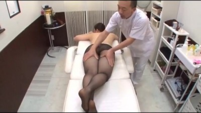 Massage Pantyhose Abuse