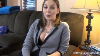 Sex Therapist Makes You Cum JOI